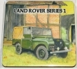 Land Rover Series One Drinks Coaster